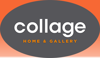 Collage gallery on Potrero Hill
